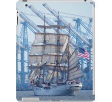 USCG Tall Ship Eagle iPad Case/Skin