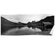 At Days End_Dove Lake Poster