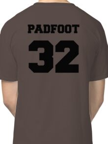 "The Marauders -- Sirius ""Padfoot"" Black Classic T-Shirt"