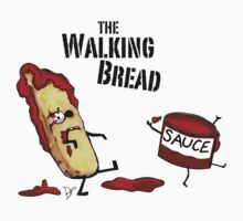 The Walking Bread by DonkeyPenguin