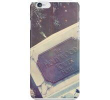 Hollywood Tower iPhone Case/Skin