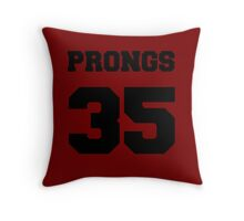 "The Marauders -- James ""Prongs"" Potter Throw Pillow"
