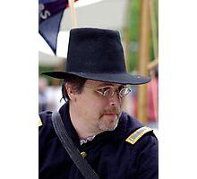 Portrait of a Union Soldier Photographic Print