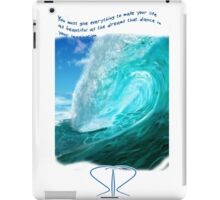 Surfer Girl iPad Case/Skin