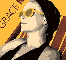 Grace Kelly by Konstantinos Arvanitopoulos