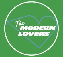 Modern Lovers T Shirt One Piece - Short Sleeve