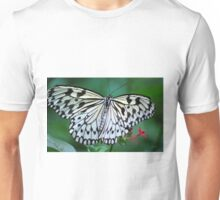 The White Butterfly Unisex T-Shirt