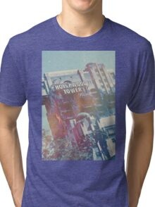 Hollywood Terror Tri-blend T-Shirt