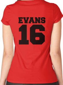 The Honorary Marauder -- Lily Evans Women's Fitted Scoop T-Shirt