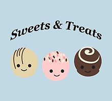 Sweets and Treats by Eggtooth
