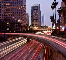 Downtown LA by Shannon Flores