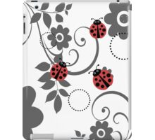 Ladybugs 2 iPad Case/Skin
