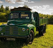 Austin Loadstar by David J Knight