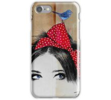 with or without iPhone Case/Skin