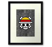 Cutest One Piece Logo Framed Print