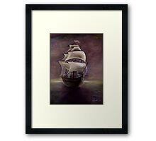 Journey to the Dreamland Framed Print
