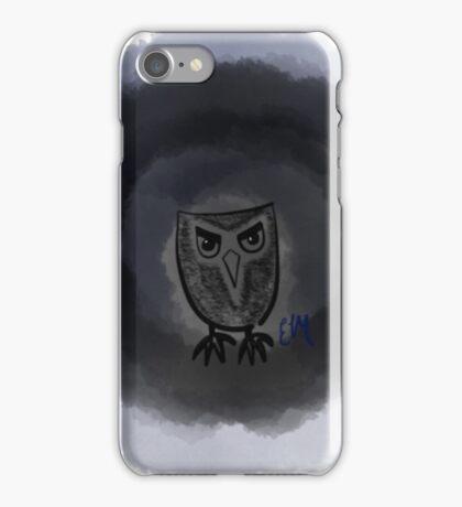 Inner Demon Owl iPhone Case/Skin