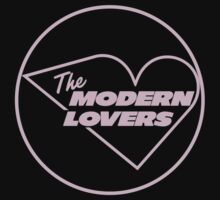 Modern Lovers T Shirt Kids Tee