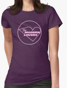 Modern Lovers T Shirt Womens Fitted T-Shirt