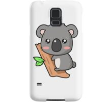 Cute Koala Samsung Galaxy Case/Skin