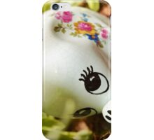 Elephant in the Undergrowth iPhone Case/Skin