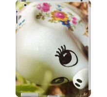 Elephant in the Undergrowth iPad Case/Skin