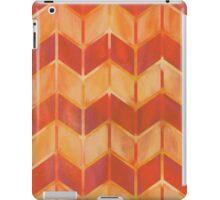 Chevron - Brushfire iPad Case/Skin