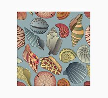 Vintage Seashell Pattern Seamless Unisex T-Shirt