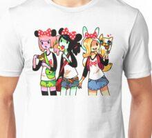 Girl Adventures Unisex T-Shirt