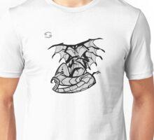 DoubleZodiac - Cancer Dragon Unisex T-Shirt