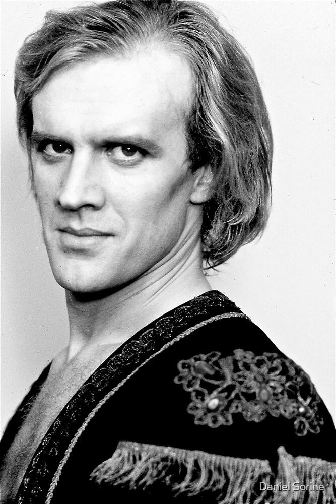 Ballet great Alexander Godunov in 1979 by Daniel Sorine