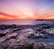 Lorne Sunrise by Darryl Leach