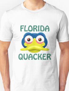 FLORIDA QUACKER Unisex T-Shirt