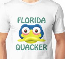 FLORIDA QUACKER Unisex T-Shirt