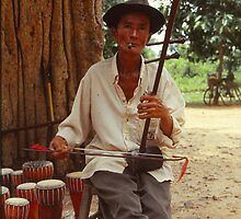 MusicMan by Peter  Holroyd