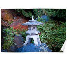 Japanese Ornament Poster