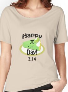 Cute Happy Pi Day! Women's Relaxed Fit T-Shirt