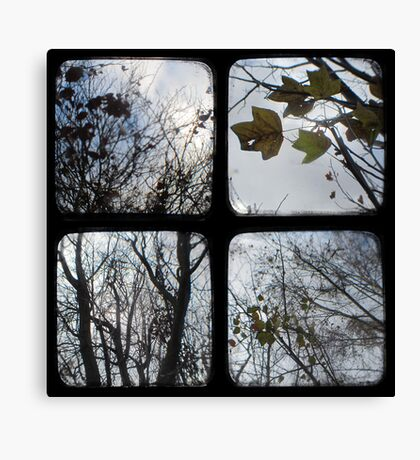 Winter of Discontent - TTV Canvas Print
