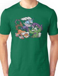 Cute Genie Pokemon Unisex T-Shirt