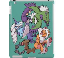 Cute Genie Pokemon iPad Case/Skin