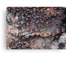 Islands of Stone Canvas Print