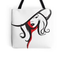 Sassy Lady Tote Bag