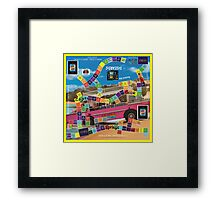 ETHOS - the game - 1770 LARC tours Framed Print