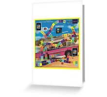 ETHOS - the game - 1770 LARC tours Greeting Card