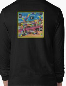 ETHOS - the game - 1770 LARC tours Long Sleeve T-Shirt