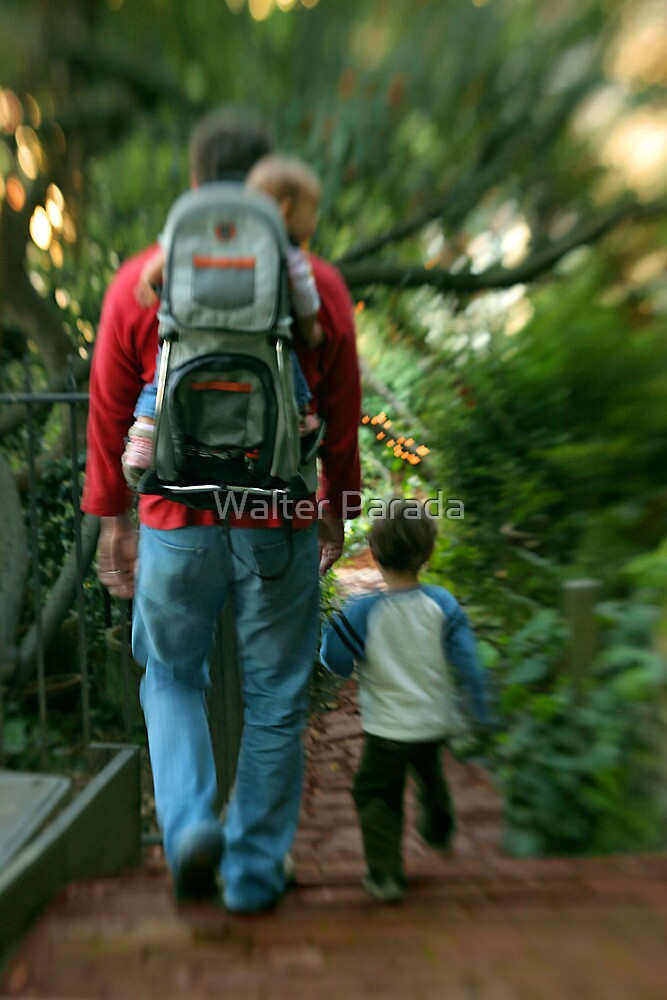 Father's Day by Walter Parada