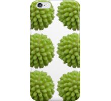 A Puffball Pattern iPhone Case/Skin