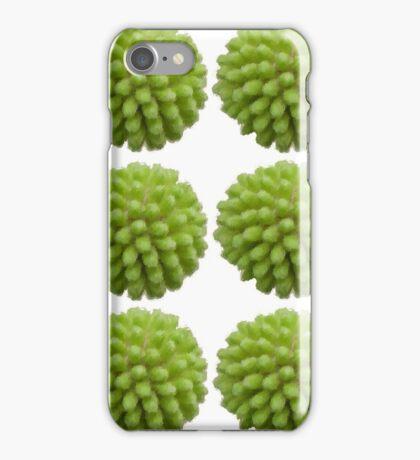 A Puffball Pattern iPhone Case/Skin