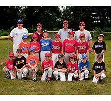 2010 National League Little League All Stars Photographic Print