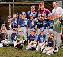 2010 American League Little League All Stars by John Griggs